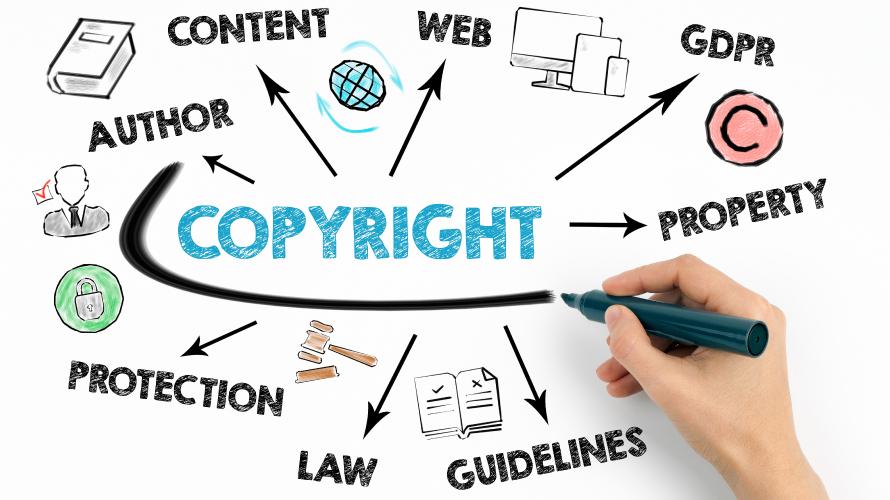 「著作権侵害」の画像検索結果